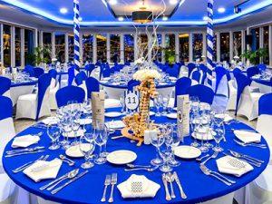 Hajós rendezvények és esküvők a Dunán